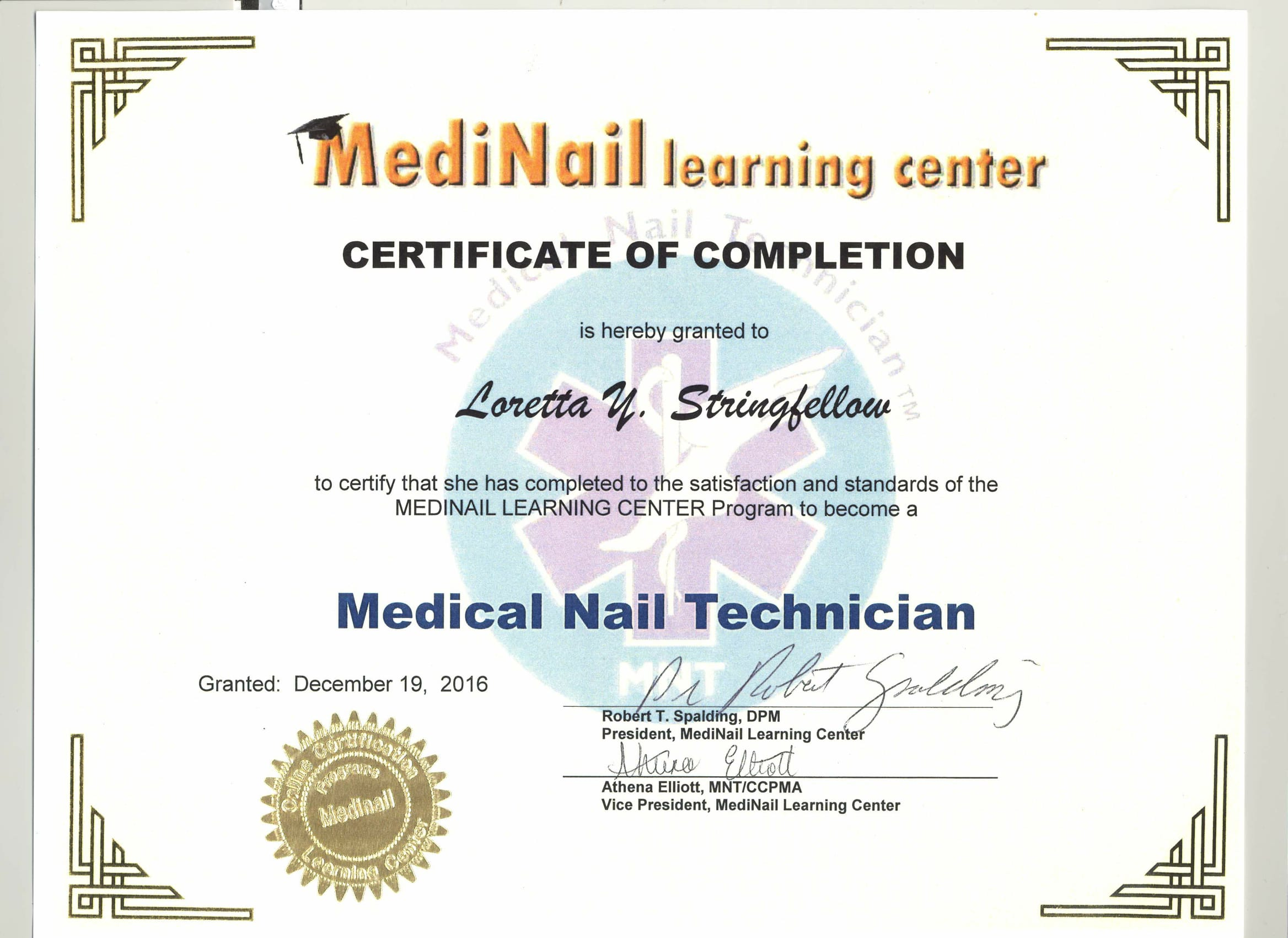 Certified Nail Technician Courses Best 2018